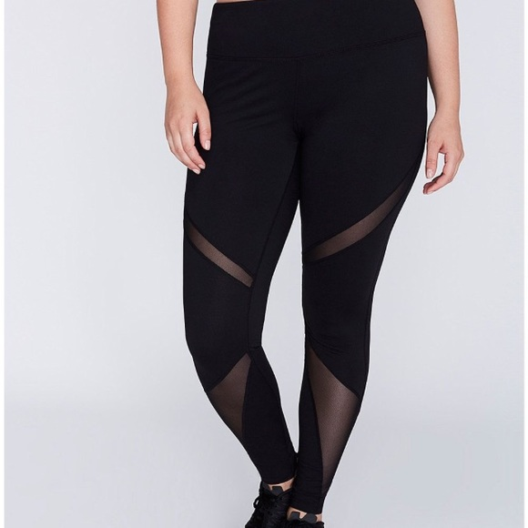 820c46b89cdd8 Lane Bryant Pants - Lane Bryant Livi active leggings